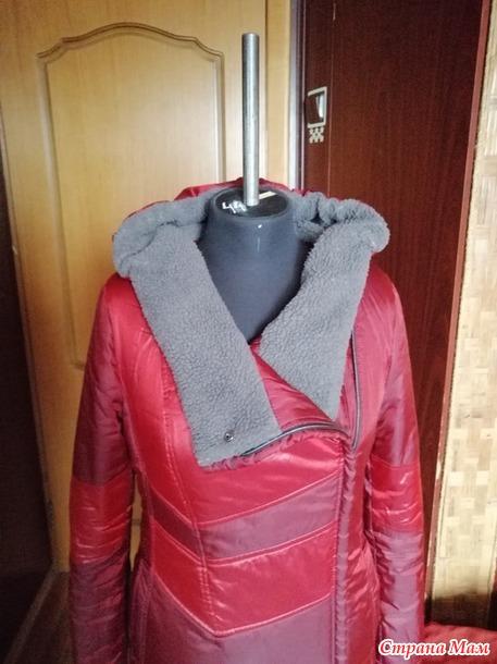 Пальто зимнее в отличном состоянии. Россия.