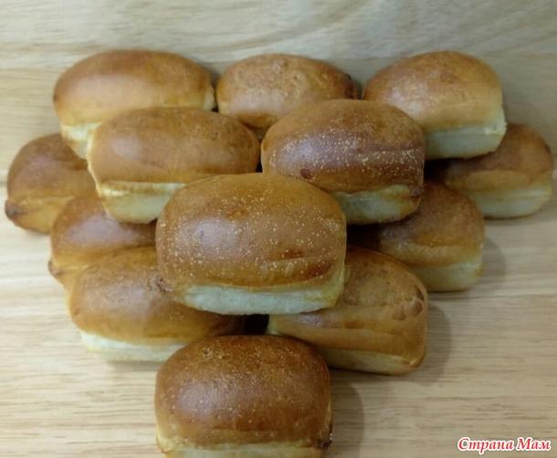 "А я сегодня ""вот молодец!"", напекла 16 буханок хлеба)"
