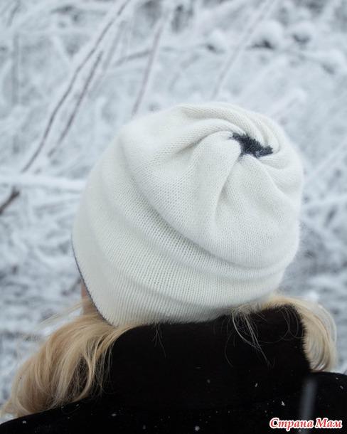 Самая простая шапка.