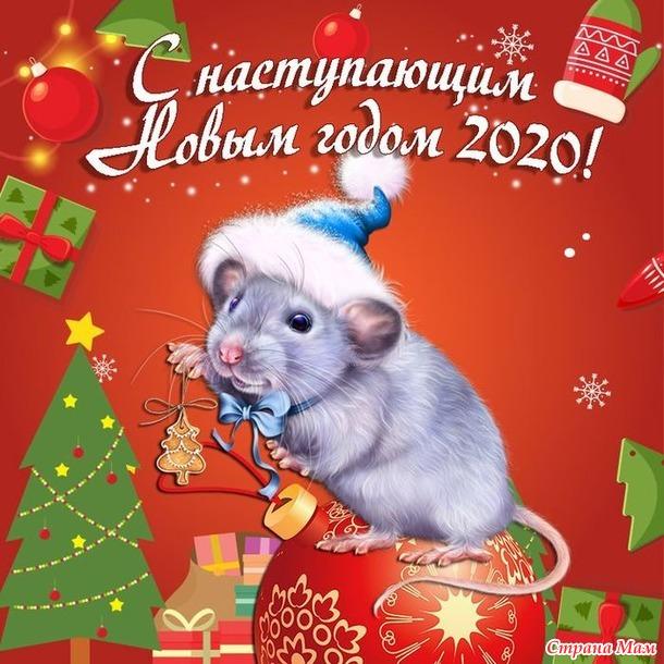 С Новым 2020 годом! Новый список книг)