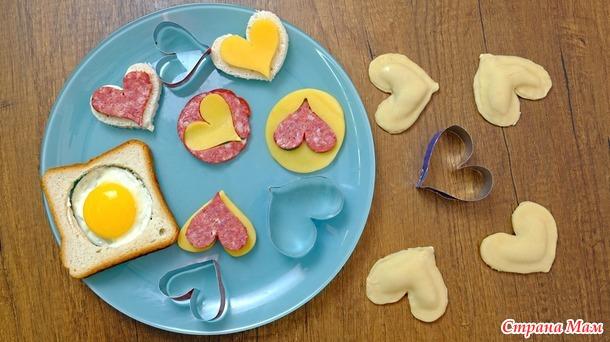 Формочки-сердечки своими руками ко Дню влюбленных /  Дню Святого Валентина