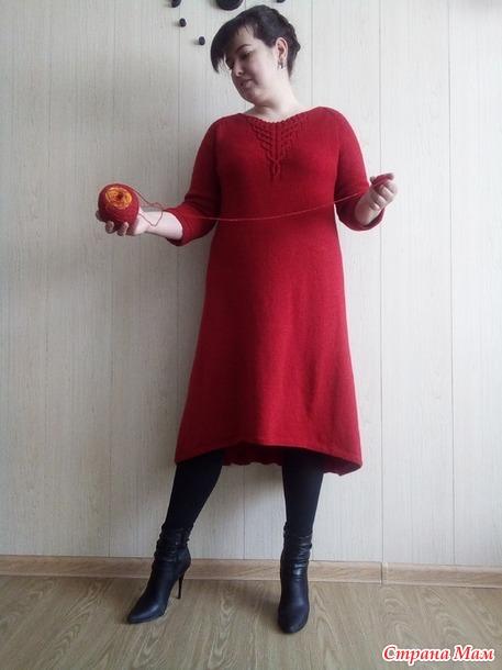 Платье Fairy Tail. Тестируем чудо-платье от феи Ольги Мотриченко