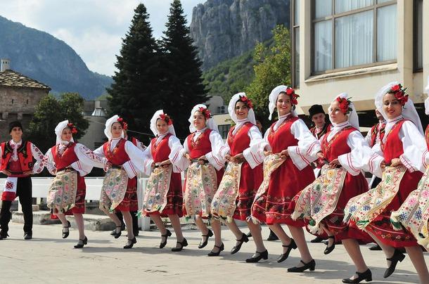 Какие они- болгары?
