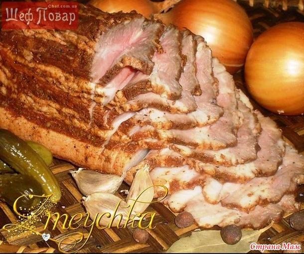 АБВГДЕЙка. Мясные блюда ко Дню Влюбленных.