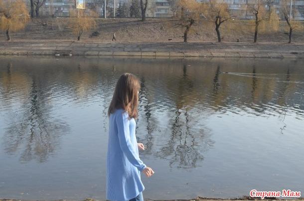 Тестирование платья Fairy Tail.