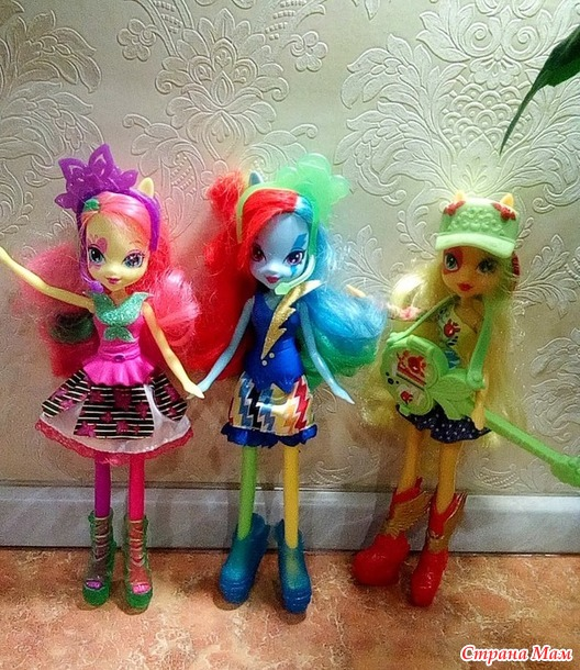 Продаю -Куклы Hasbro My Little Pony. Россия