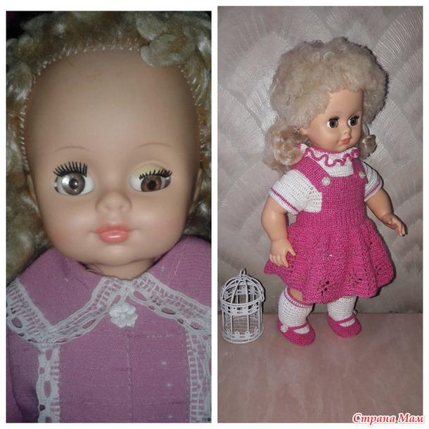 Преображения кукол для детского сада!!!