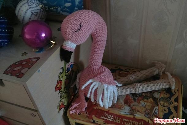 . Фламинго