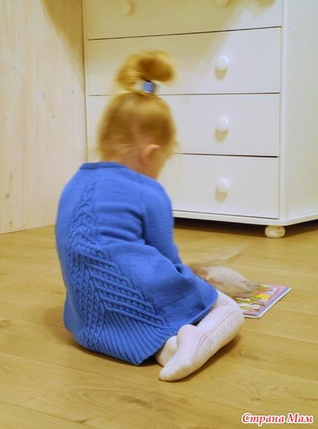 Фееричное платье для дочки.