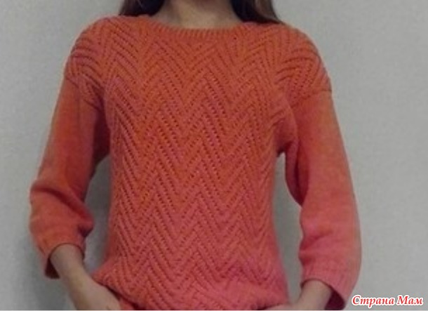 """Платье, туника или свитер   от Bernard Lafond, """"Мягкая весна""""."""