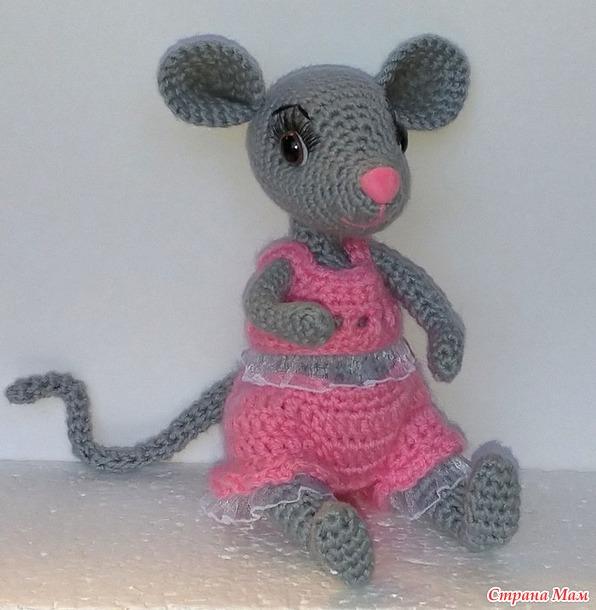 . Мышка малышка.
