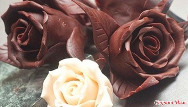 Шоколад был, шоколад есть, шоколад будем есть!