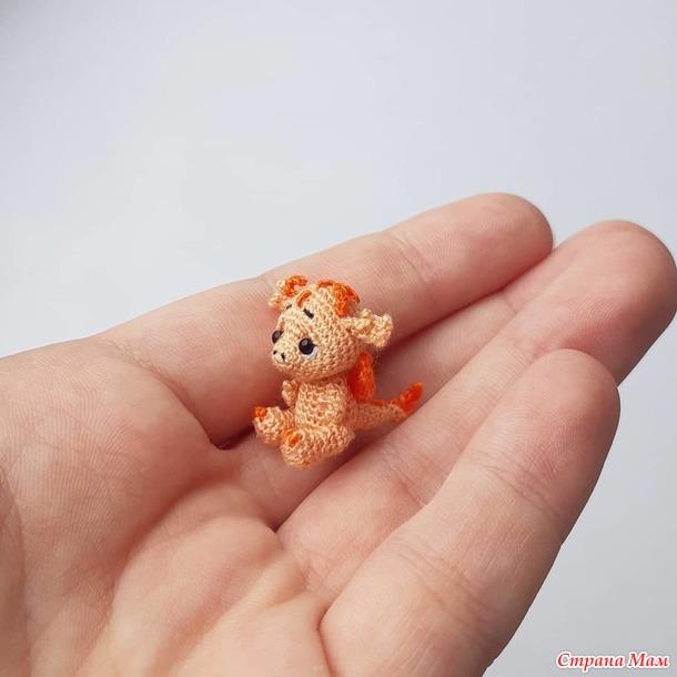 Мои микро-игрушки