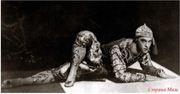 Факты или вымыслы. Русский балет Дягилева и мода.