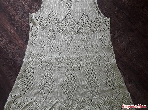 Платье, вдохновленное шетландом и еще много чего