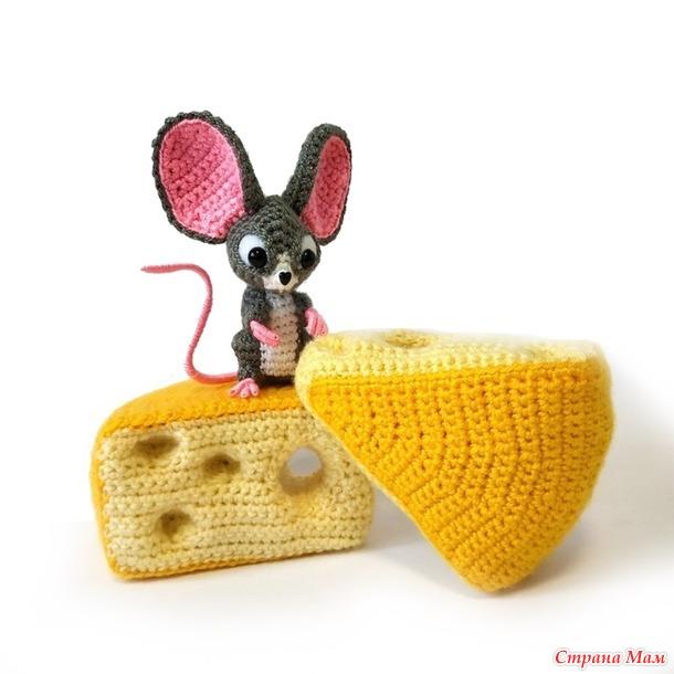 Мышастик с сыром (авторский видео МК)