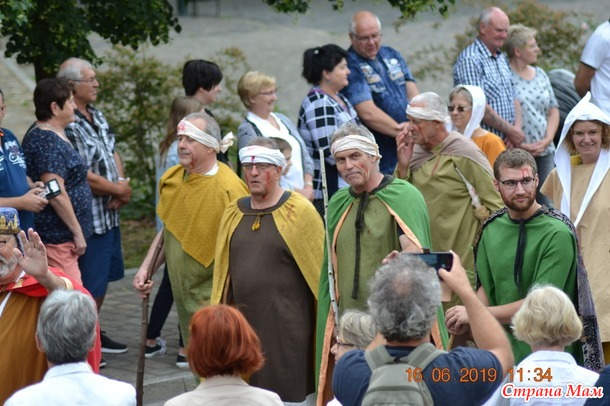50. Schlossfest -Юбилейный, 50-й Дворцовый Праздник. Заключение :)
