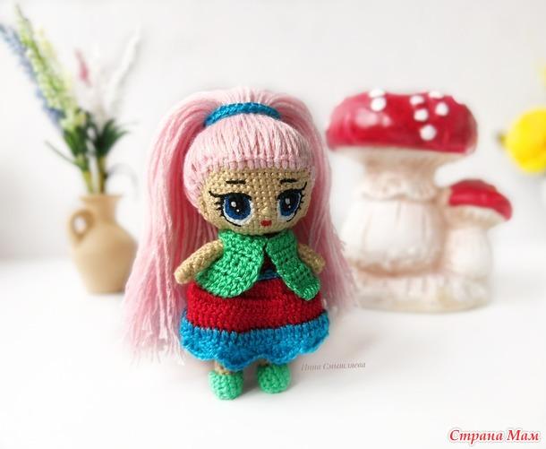 Мои куклы.