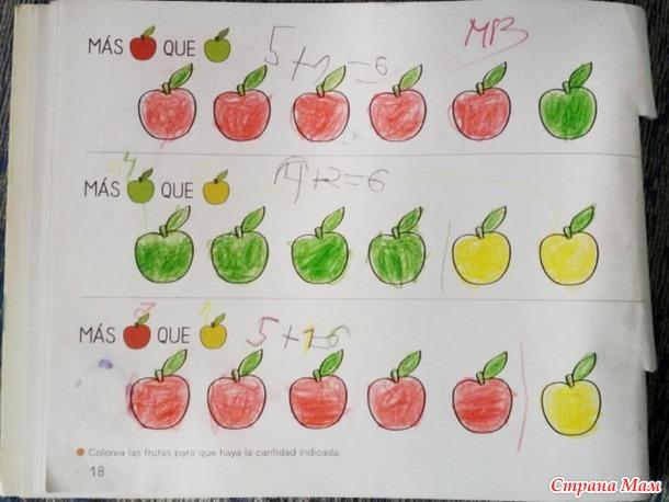 Школьная программа в Андалусии!