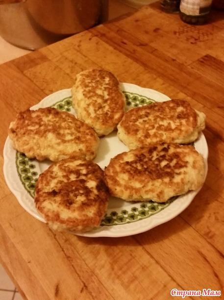 Пять блюд из одной курицы.