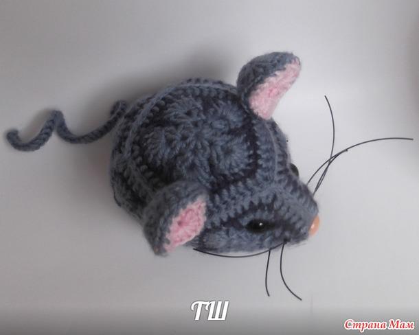 Мышка, африканский мотив