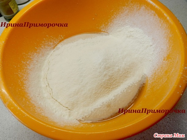 Пирог для постящихся
