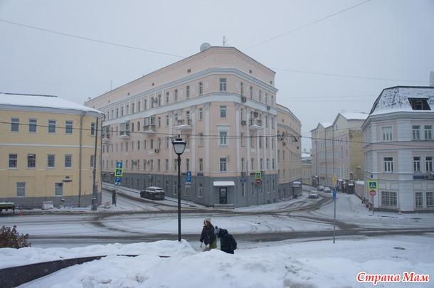 """Познаем Москву..."""" Ивановская Горка"""".."""