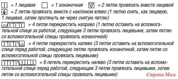 ПУЛОВЕР резинкой с УЗОРОМ из РОМБОВ спицами