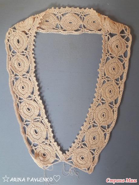 Летнее платье/сарафан/туника по мотивам сарафана Laurel
