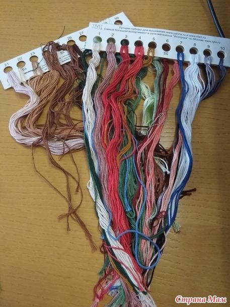 Продам наборы вышивки разных производителей.