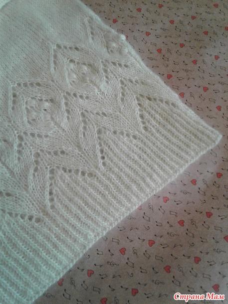 Пуловер Magnolia