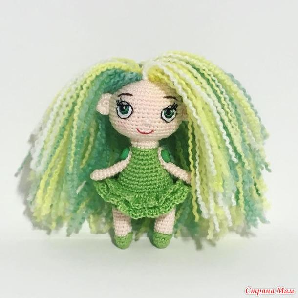 Куколка «Горошинка»