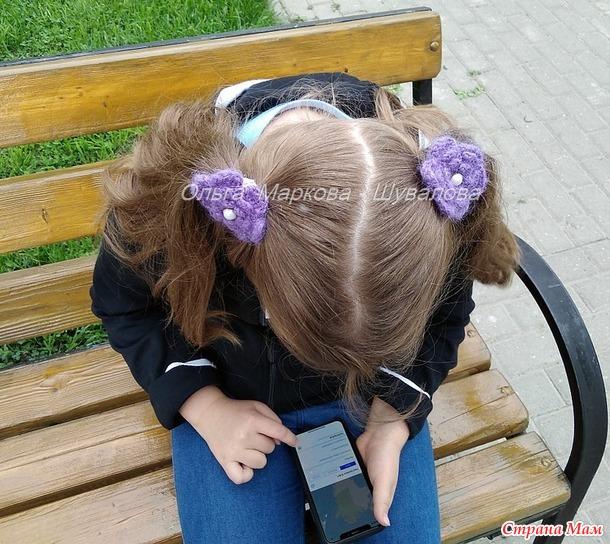 Бантики и другие аксессуары на волосы
