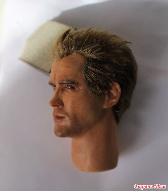 Переделка волос для персонажей.