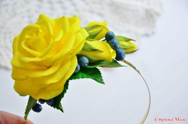 Желтое настроение