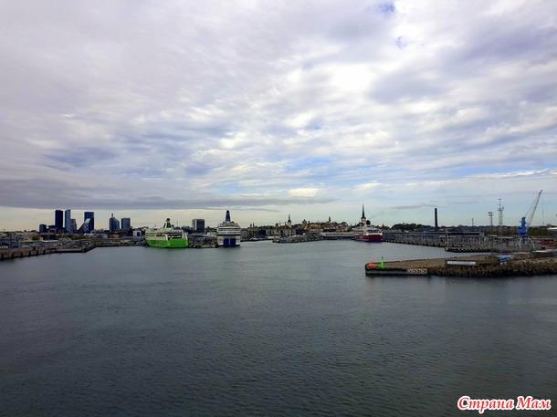 Наша поездка в Швецию