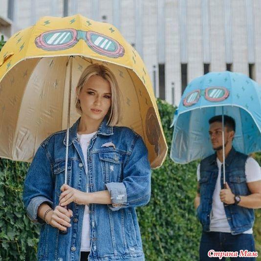 Новинка на ДП - зонтик FLIPA. Россия. *Реклама*