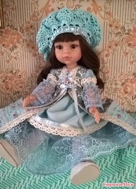 Новое платье для Paola Peina