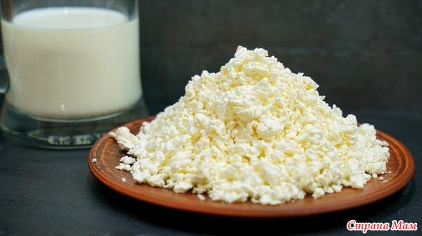 Варим творог в молоке – результат вас точно удивит
