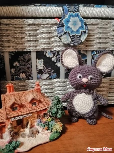 Мышки, мышки, и немного мишек.