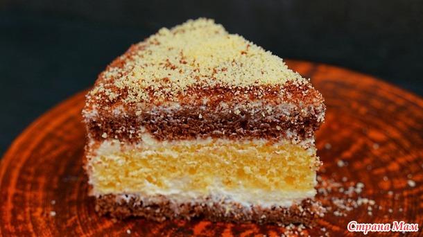 Торт Сметанник – самый простой и очень вкусный домашний торт