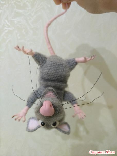 Крыс Кизил, он же Кизя.