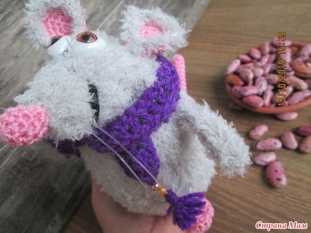 Мышки - крыски в шарфиках