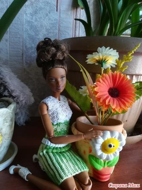 Обновки для моих куклен