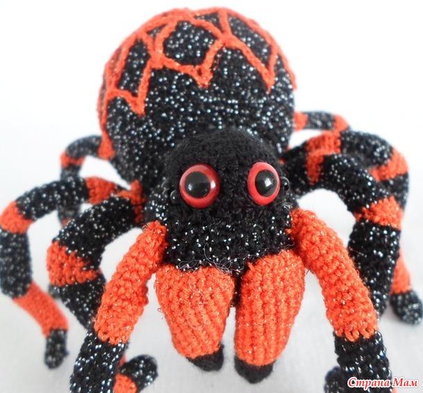 История красного тарантула... Как паук стал Пал Семенычем...