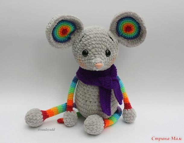 Радужные мышки