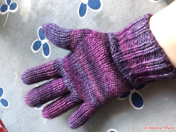 Анатомические перчатки без шва.