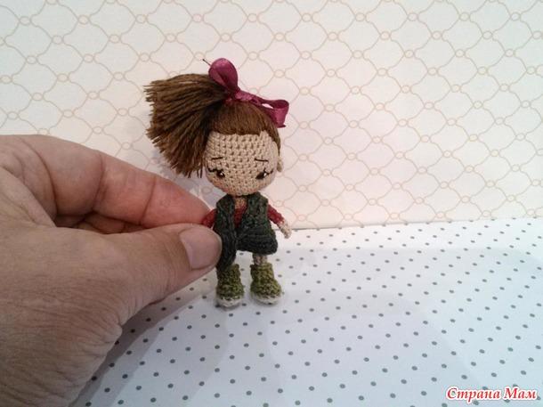 Миниатюрные куколки.