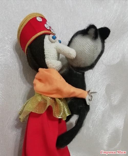 Баба Яга и кот, м/ф о Кузьке (Марафон)