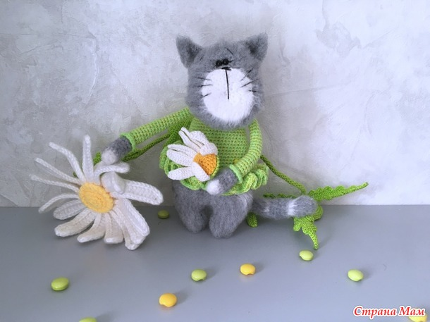 Мартовские котики